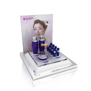 Personnalise Perspex Point of Sale Merchandise Display for Cosmetics pictures & photos