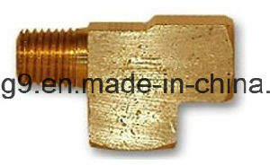 NPT Brass Pipe Fitting Street Elbow pictures & photos