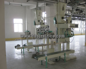 Maize Flour Mill with Silos pictures & photos
