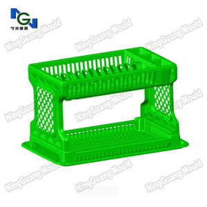 Injection Plastic Dish Holder Mould pictures & photos