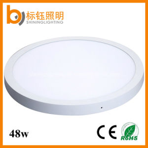48W Light Round Surface Mounted 600mm LED Ceiling Panel Down Lamp pictures & photos