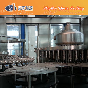 Hy-Filling Pet Mango Juice Hot Filling Machine pictures & photos