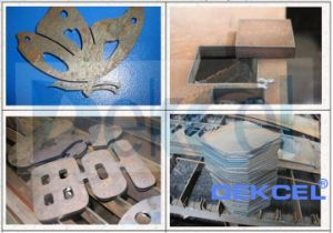 30mm Plasma Metal Cutting CNC Machine Hypertherm 105A Ce/FDA pictures & photos
