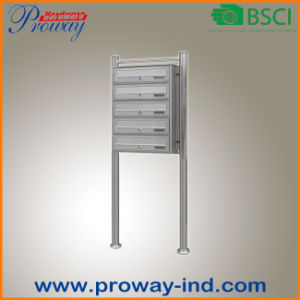 High Quality Combined Stand Mail Box with 3 Layer pictures & photos