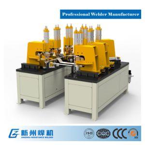 IBC Bottom Pallet Corner Welding Machine pictures & photos