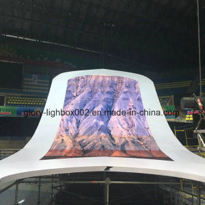 High Quality P5.926 SMD Full Color Aluminum Frame Digital LED Screen pictures & photos