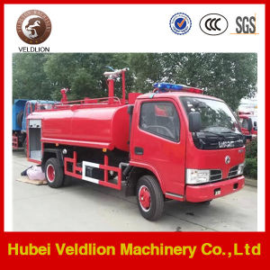 Mini 3000-4000 Litres Water Fire Fighting Truck pictures & photos