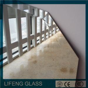 Frameless Silver Glass Mirror for Bathroom, Wash Basin Mirror