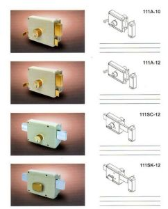 High Quality Good Price Rim Lock Types pictures & photos