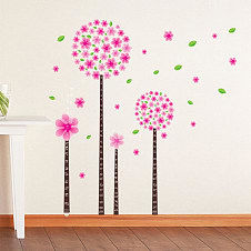 China Made Customized Vinyl Printed Adhesive Wall Sticker pictures & photos