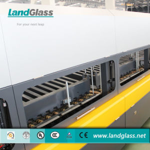 Luoyang Landglass Curved Glass Tempering Furnace Machine pictures & photos
