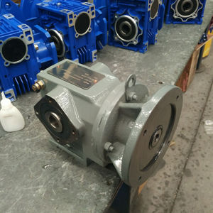 Sew Type K57 Bevel Gearbox High Quality Helical Arrangement Gear Box pictures & photos