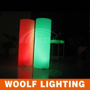 2016 Best Advertising Gift LED Light Remote Control LED Pillar pictures & photos