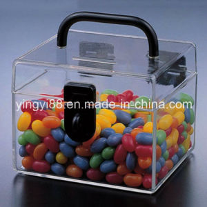 New Design Acrylic Bank Box Shenzhen Factory pictures & photos