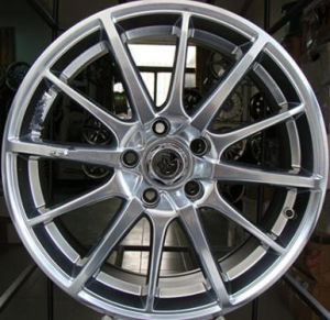 High Quality Forged Car Alloy Wheels pictures & photos