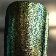 Chesir Chameleon Series Violet-Green--Golden Pearlescent Pigment (QC7325L)