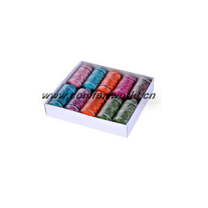 Small Tube Embroidery Thread Packing pictures & photos