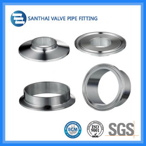 Ss304/Ss316L Professional Manufacturer 3A DIN ISO Sanitary Pipe Fitting Ferrule