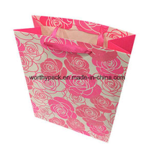 Printing Custom Paper Shopping Bag Gift Paper Bag