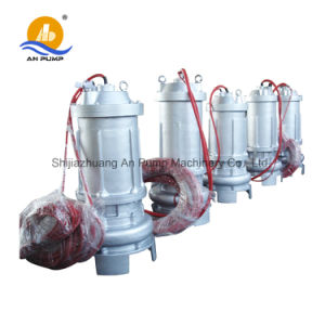 Heavy Duty Long Service Life Submersible Agitator Sand Pump pictures & photos