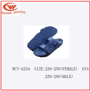 2016 Good Sale Male Slippers for Indoors or Beach pictures & photos