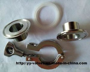 Tc Clamp Sanitary Pipe Fittings pictures & photos