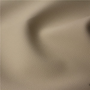 China Geniune Leather Touch Feel Microfiber Synthetic Leather pictures & photos