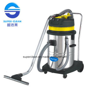 Hai Light 60L Stainless Steel Wet and Dry Vacuum Cleaner pictures & photos