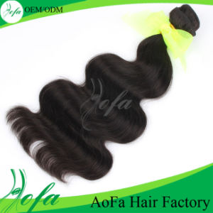 Aofa Hair Factory Wholesale 100% Remy Human Hair Extension pictures & photos