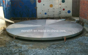 Hot Sale CE Certificated Car Turntable Plate pictures & photos