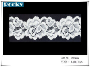 SGS Oeko Standards Dyeing Quality Streth Lace and Lace Fabric