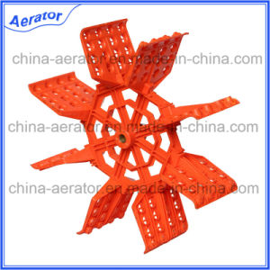 100% New PP Plastic Impeller for Fishery Aerator