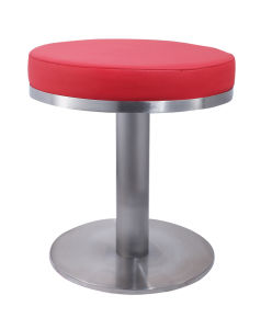 Stainless Steel Ottoman Low Stool pictures & photos