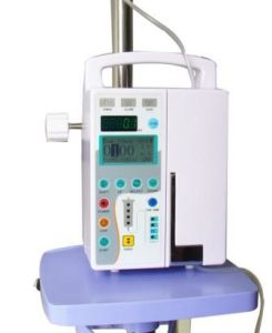 Hot Sale Syringe Infusion Pump, Hospital Infusion Pump pictures & photos