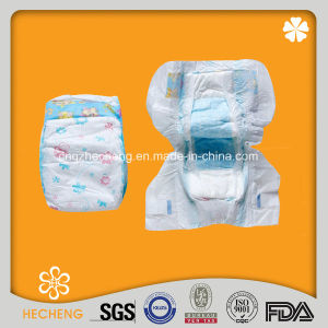OEM Disposable Baby Diaper with Blue Adl (A-ZAM) pictures & photos