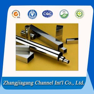 201 304 Stainless Steel Square Tube/ Rectancular Pipe for Decoration pictures & photos