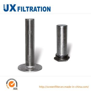 Stainless Filter Screen Resin Trap pictures & photos