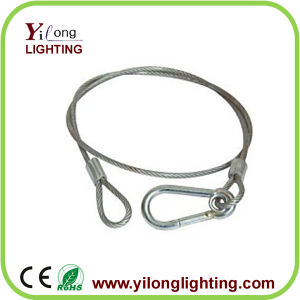 85cm Long Safety Cable for DMX512 Moving Head Wash Light