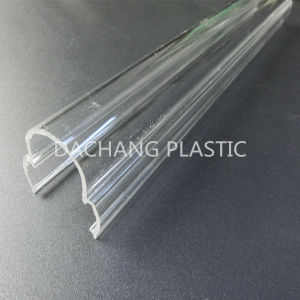 Custom Clear Acrylic Plexiglass Extrusion Profile pictures & photos