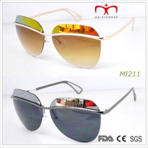 2015 Latest Fashion Style for Ladies Metal Sunglasses (MI210-MI211) pictures & photos
