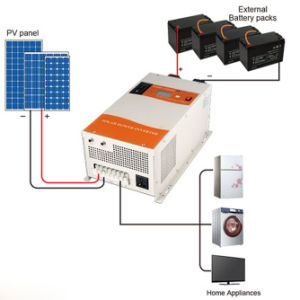 Low Frequency Solar Inverter pictures & photos