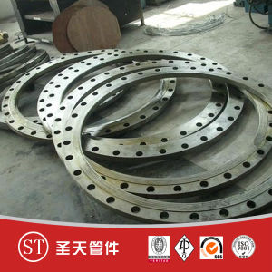 GOST Forged Stainless Steel Flange pictures & photos