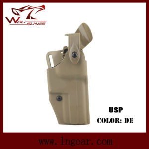 Safriland 6320 Tactical Pistol Holster for USP Gun Holster pictures & photos
