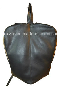 Fashion Ladies′ Leather Backpack (M10510)