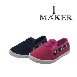 Wholesale Classic Women′s Canvas Shoe (JM2000-L) pictures & photos