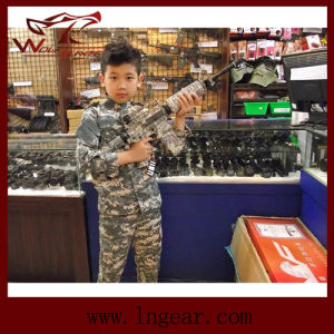 Tactical Us Army Military Uniform for Children at Camo pictures & photos