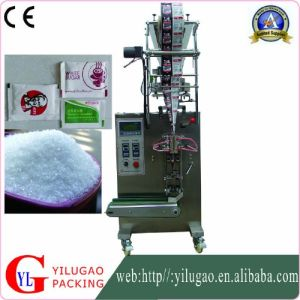 Automatic 3 Sides Sealing Salt Coffee Grains Sugar Packing Machine pictures & photos