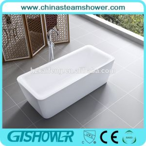 Free Standing Plastic Bathtub for Adult (BL1003D) pictures & photos