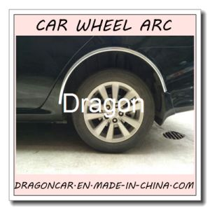Car Wheel Eyebrow Decorative Line PVC Moulding Trim pictures & photos
