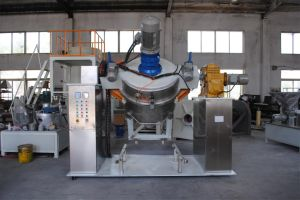 Famous Topsun Brand Powder Coating Container Mixer pictures & photos